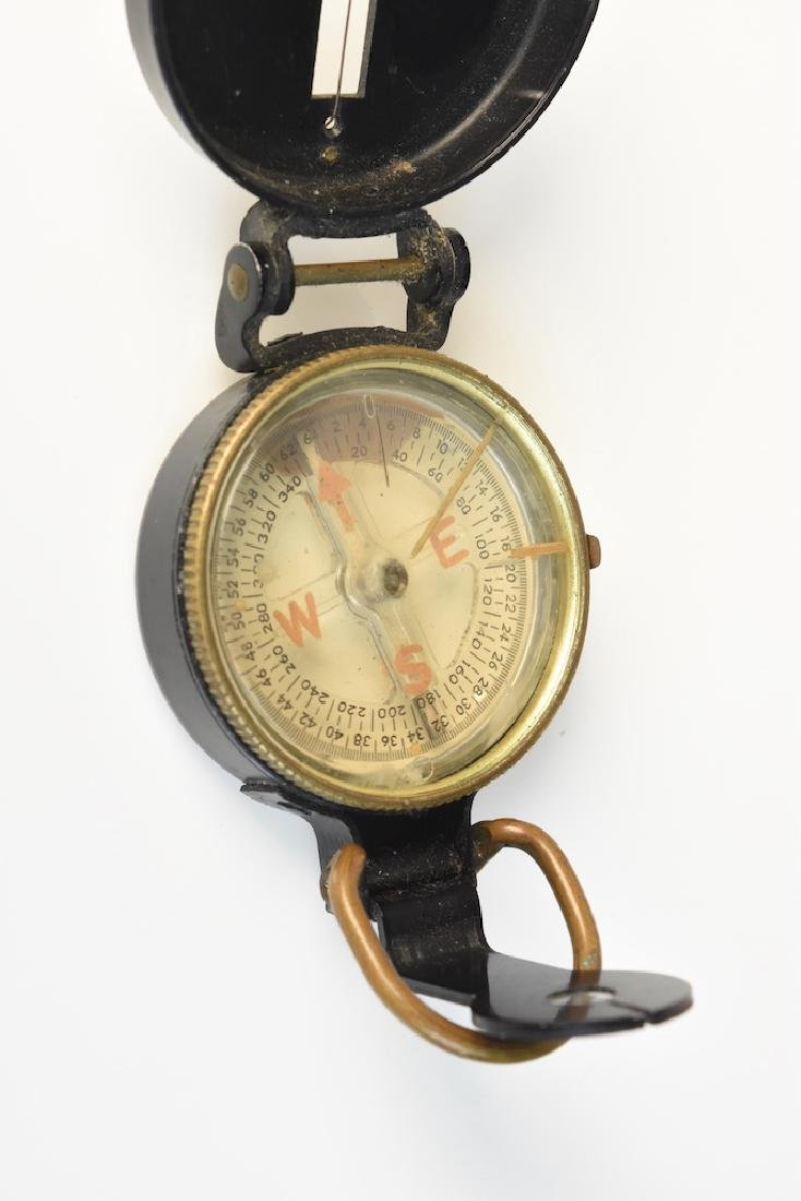 Sunwatch Pocket Compass & 1940's WWII US Army Coma - 3