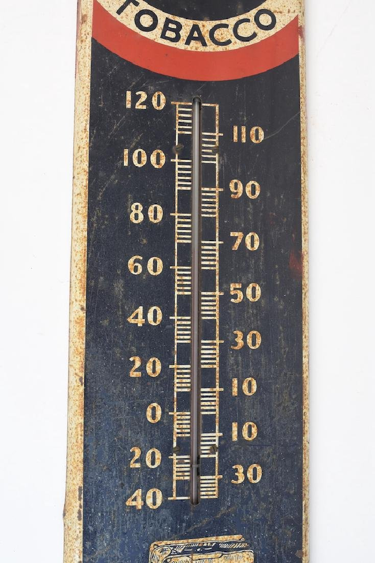 Mail Pouch Thermometer Advertising Sign - 3