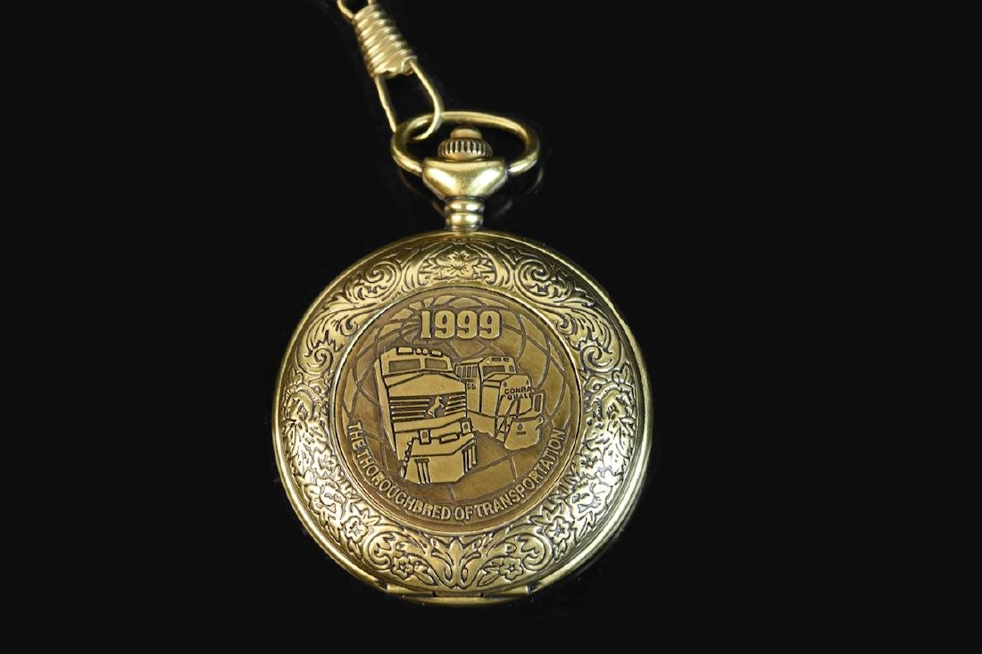 Norfolk Southern Railroad Pocket Watch - 2