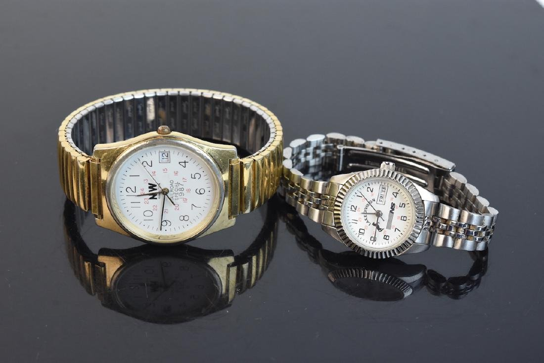 NS & NW Railroad Wrist Watches