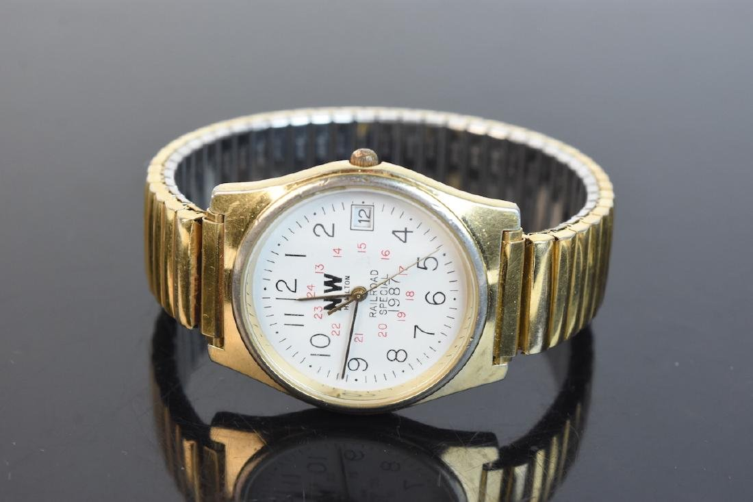 NS & NW Railroad Wrist Watches - 2