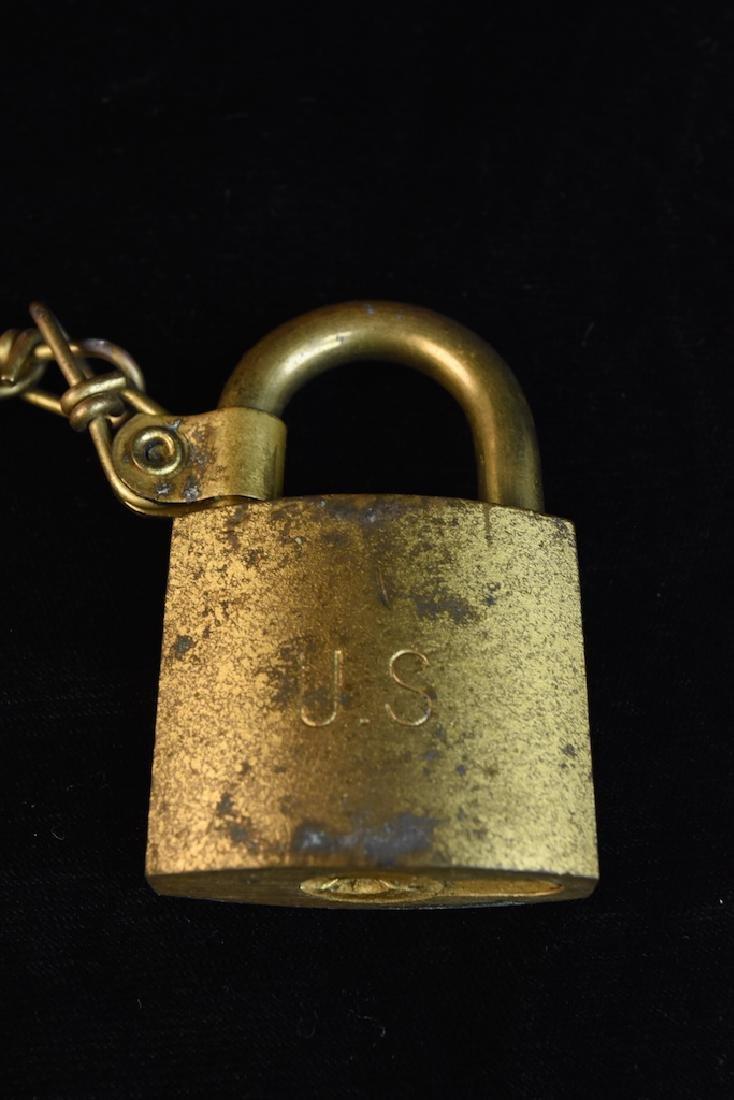 Vintage Padlocks and Keys - 4