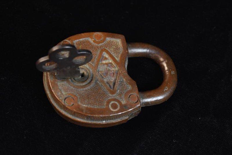 Vintage Padlocks and Keys - 5