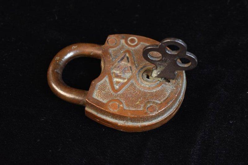 Vintage Padlocks and Keys - 6