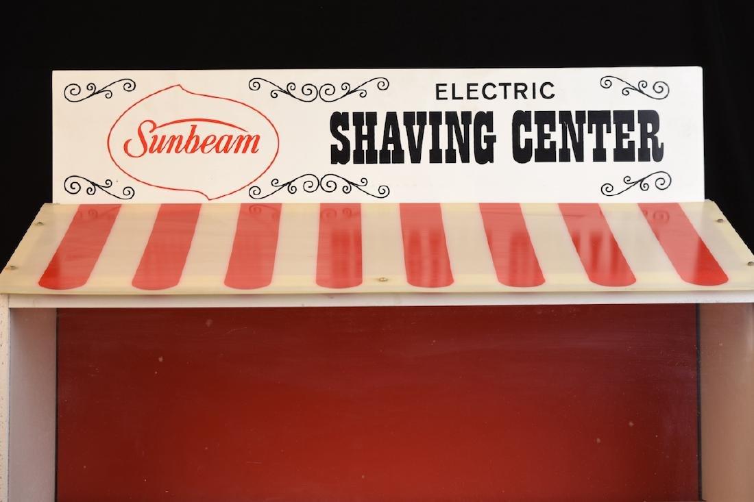 Sunbeam Electric Shaving Center Countertop Display - 2