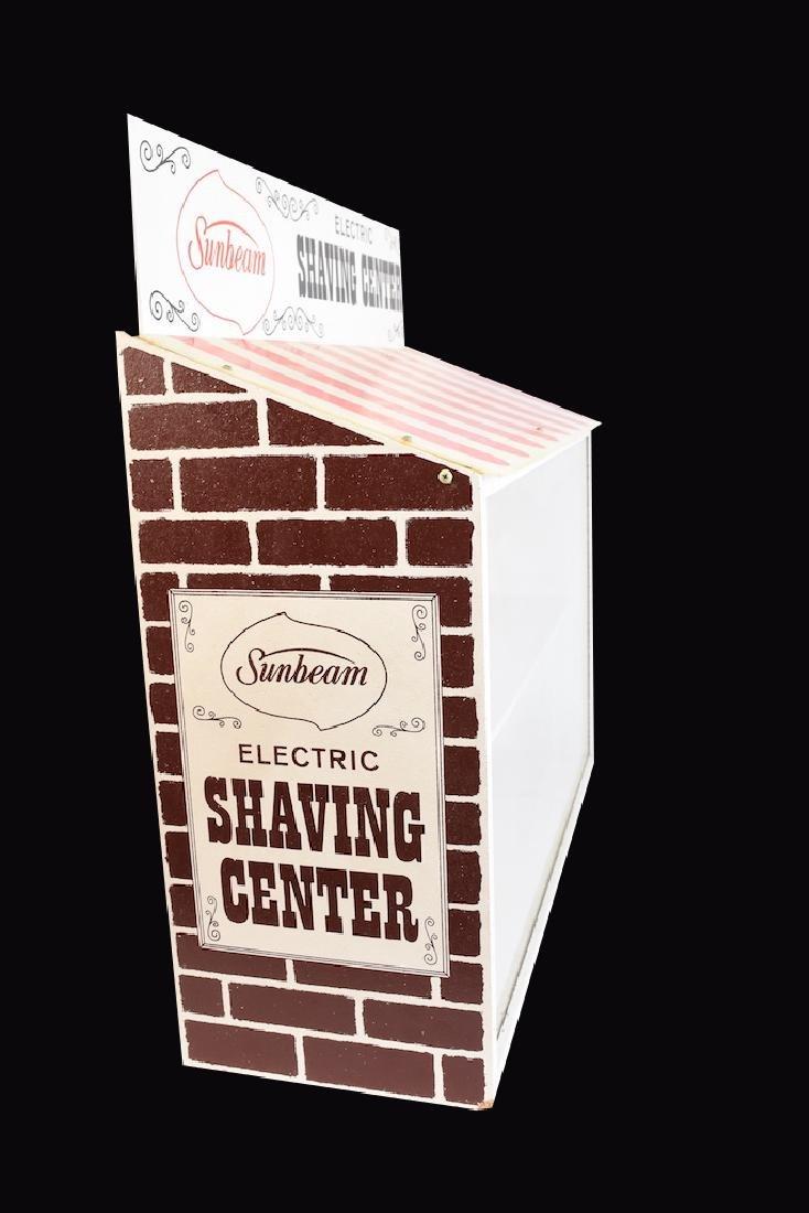 Sunbeam Electric Shaving Center Countertop Display - 7