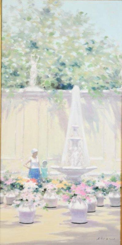 Andre' Gisson Original O/C Impressionist - 2
