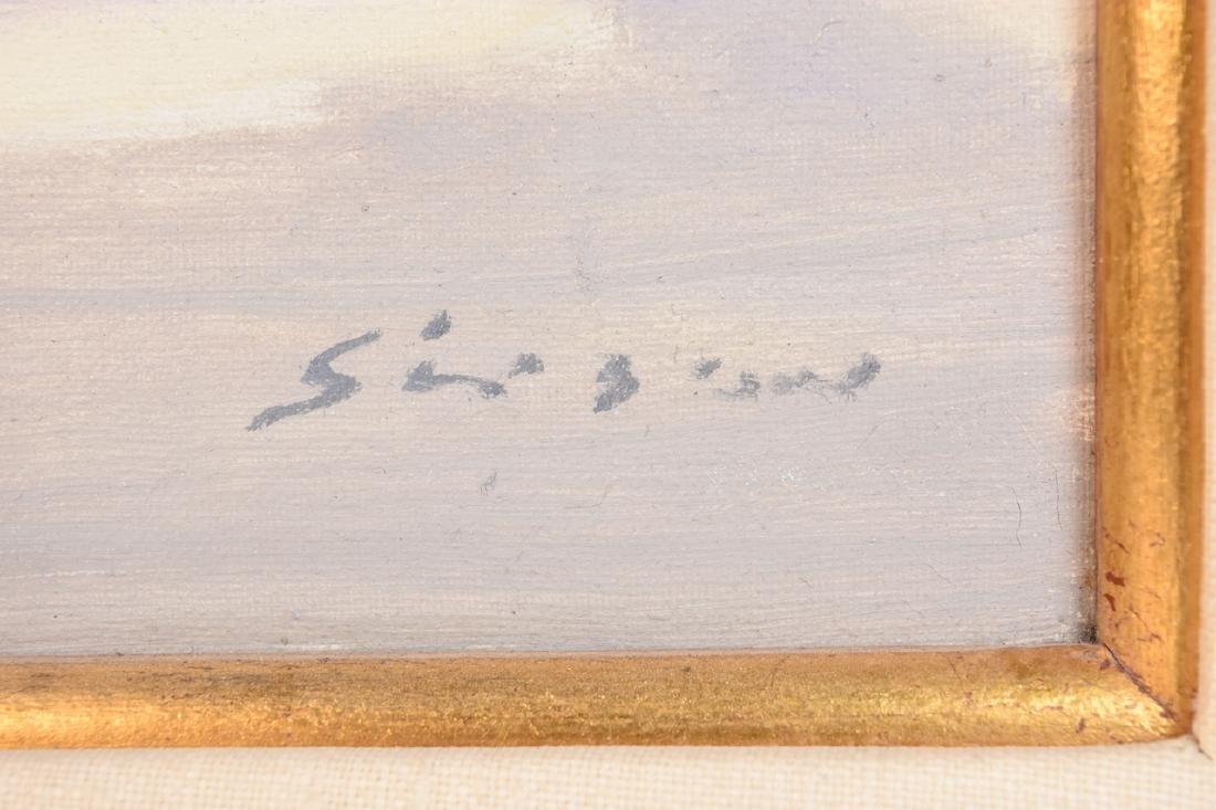 Andre' Gisson Original O/C Impressionist - 3
