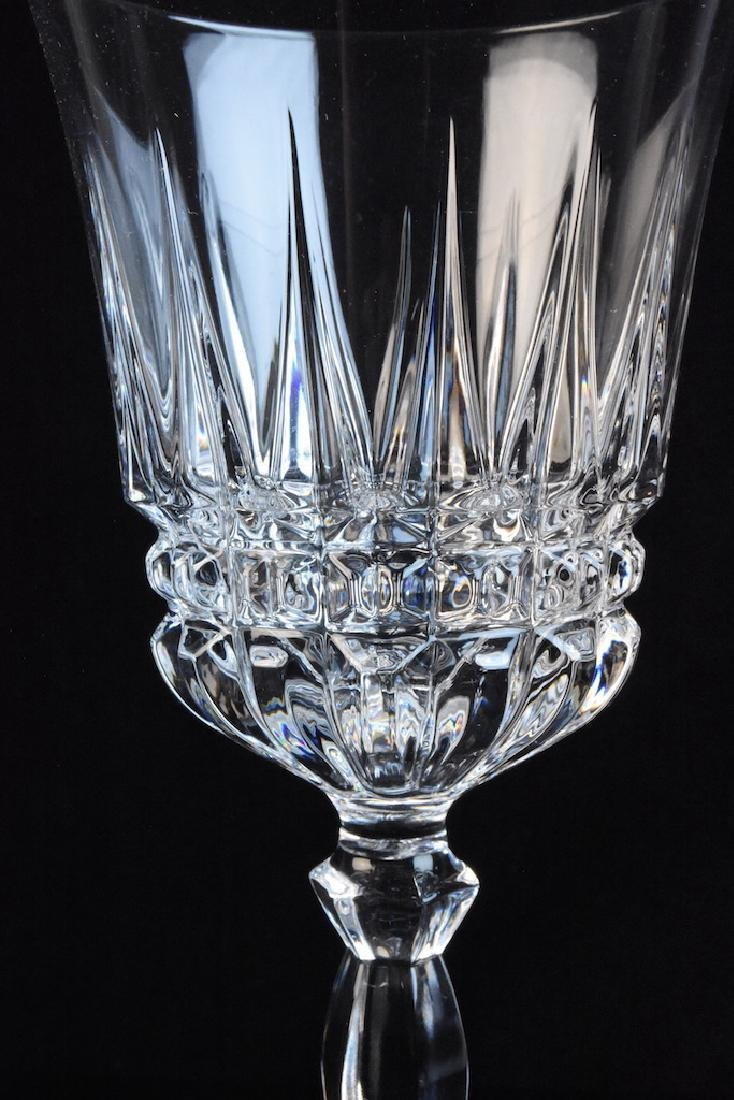 (15) Piece Crystal Stemware Set - 3