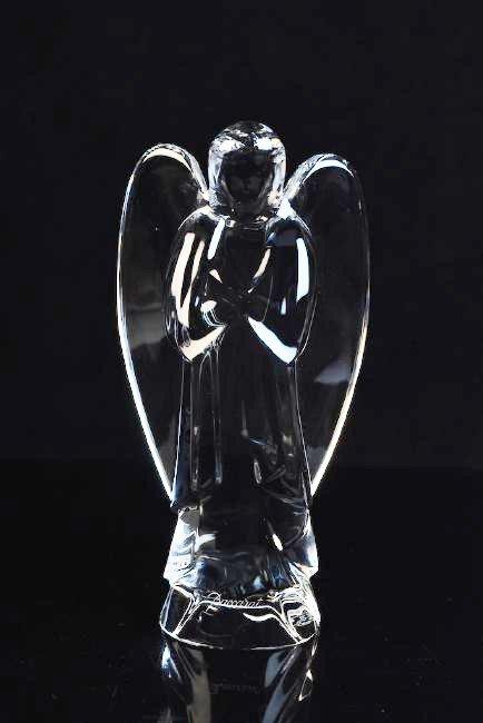 Baccarat Crystal Angel Figural