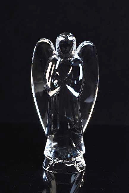 Baccarat Crystal Angel Figural