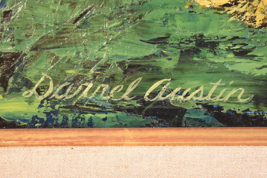 Darrel Austin Original O/C; Watchful Beasts - 2