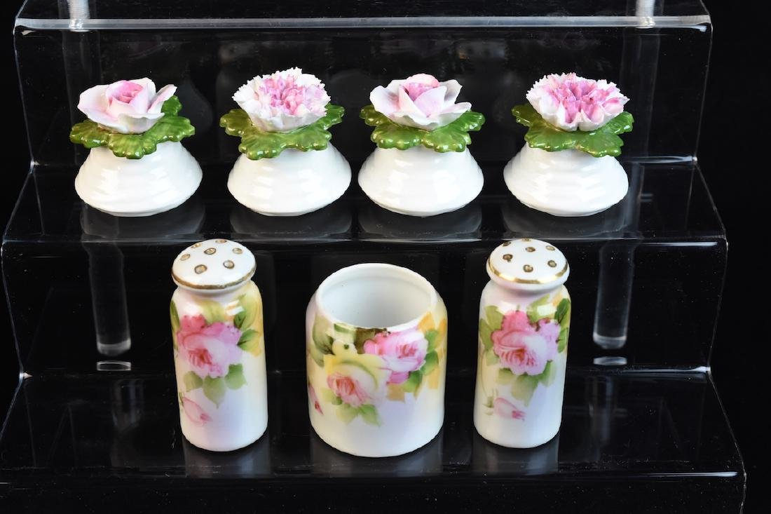 Aynsley & Nippon Salt and Pepper Shakers