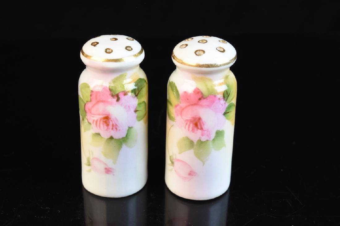 Aynsley & Nippon Salt and Pepper Shakers - 6