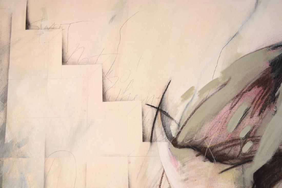 AnnMarie LeBlanc Mixed Medium on Canvas - 3