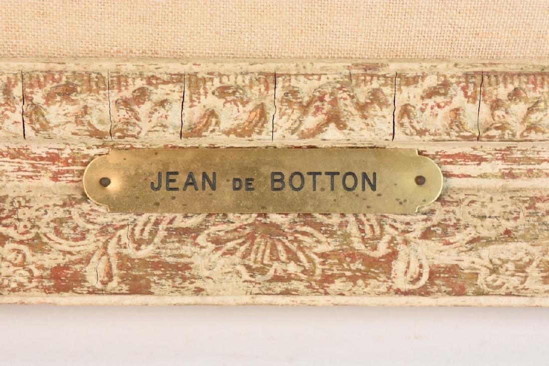 Original Jean de Botton O/C c. 1972; SLR - 4