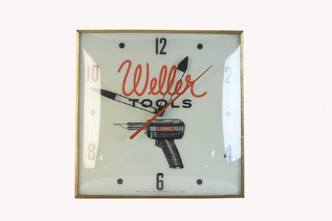 Weller Tools Lighted Display by Pam Electric Co