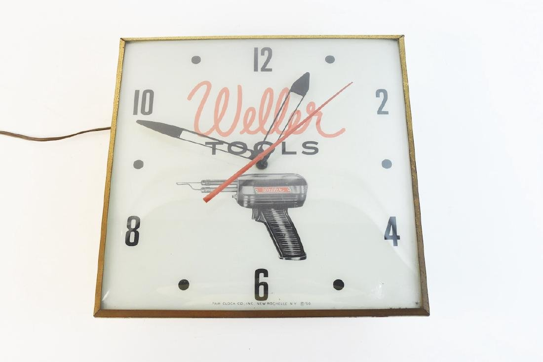 Weller Tools Lighted Display by Pam Electric Co - 2