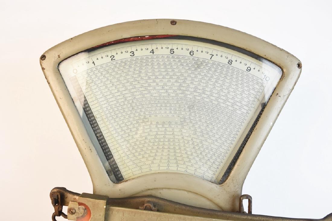 Antique Detroit Automatic Scale Co. Counter Scale - 5