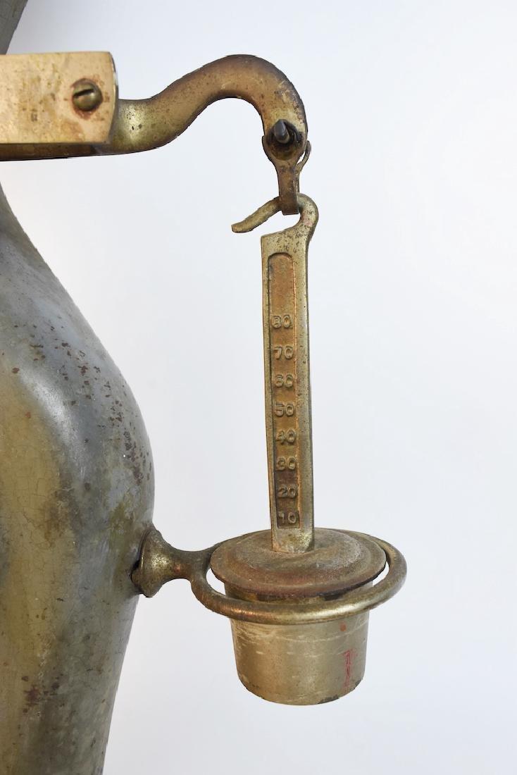 Antique Detroit Automatic Scale Co. Counter Scale - 7