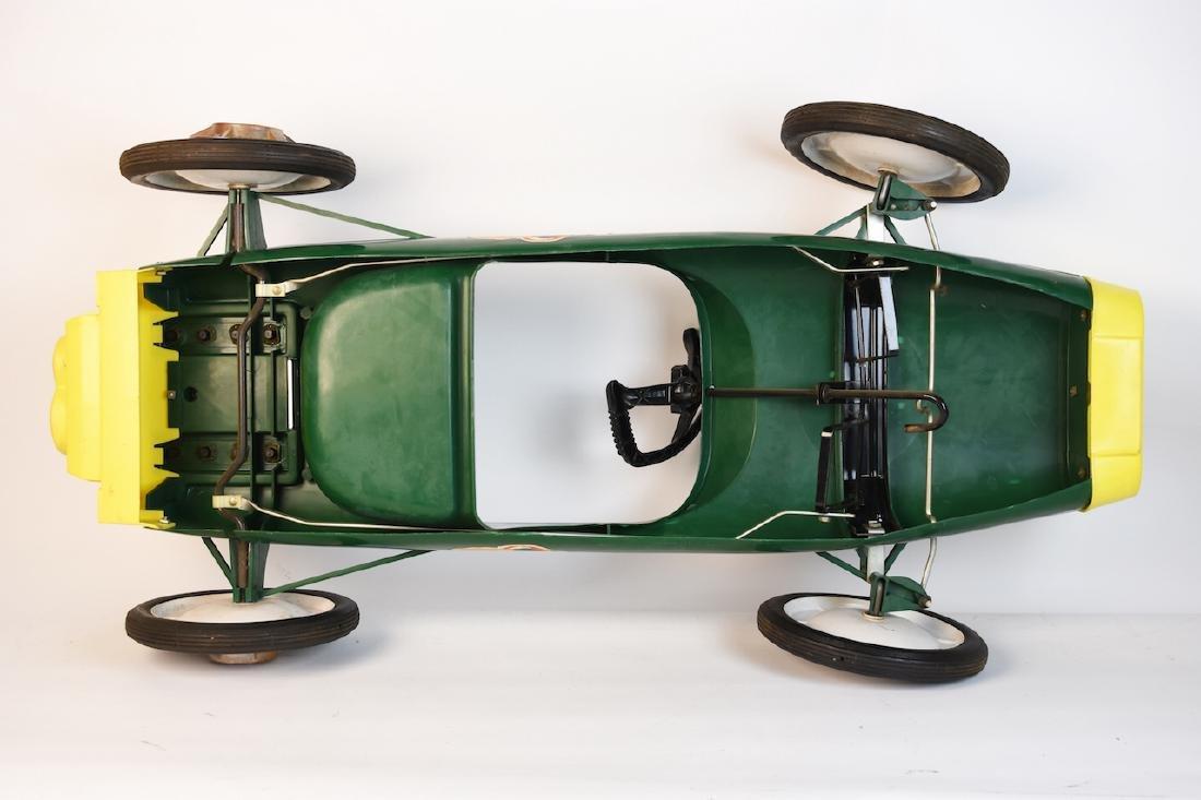 Vint Lotus Formula II Pennzoil Adv. Pedal Car - 4