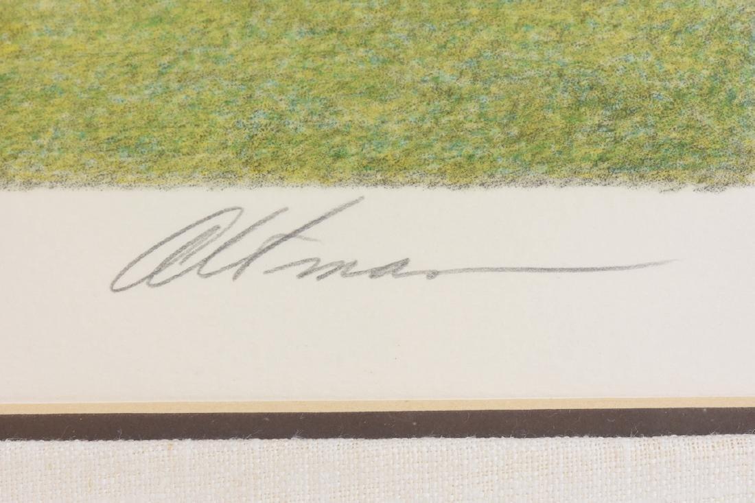 Harold Altman Four Season Lithos, 63/300 SLR - 3