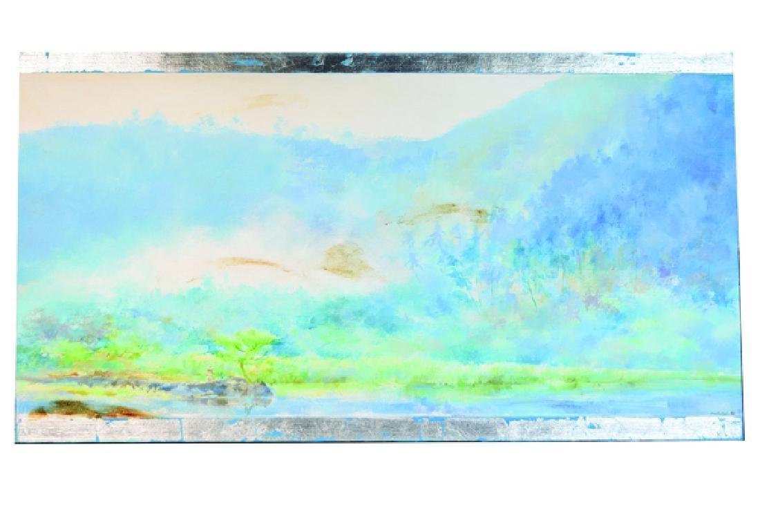 Original Oil on Canvas Signed McIntosh