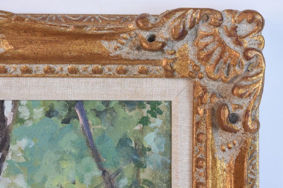 Original Frederick McDuff Oil Painting; SLL - 4