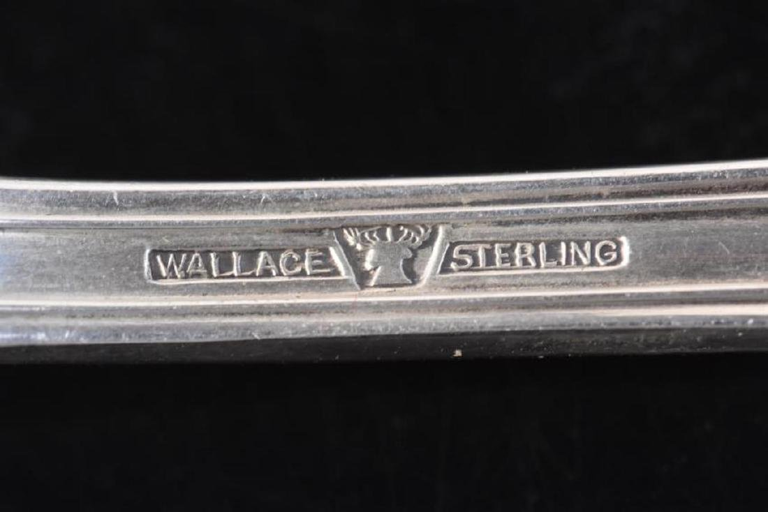Wallace Sterling Flatware in Chest - 4