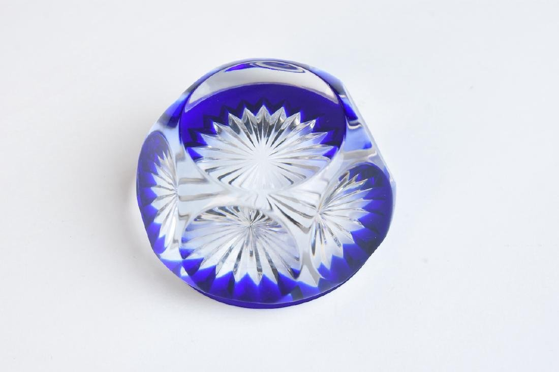 Assorted Paperweights; Baccarat, Caithness - 9