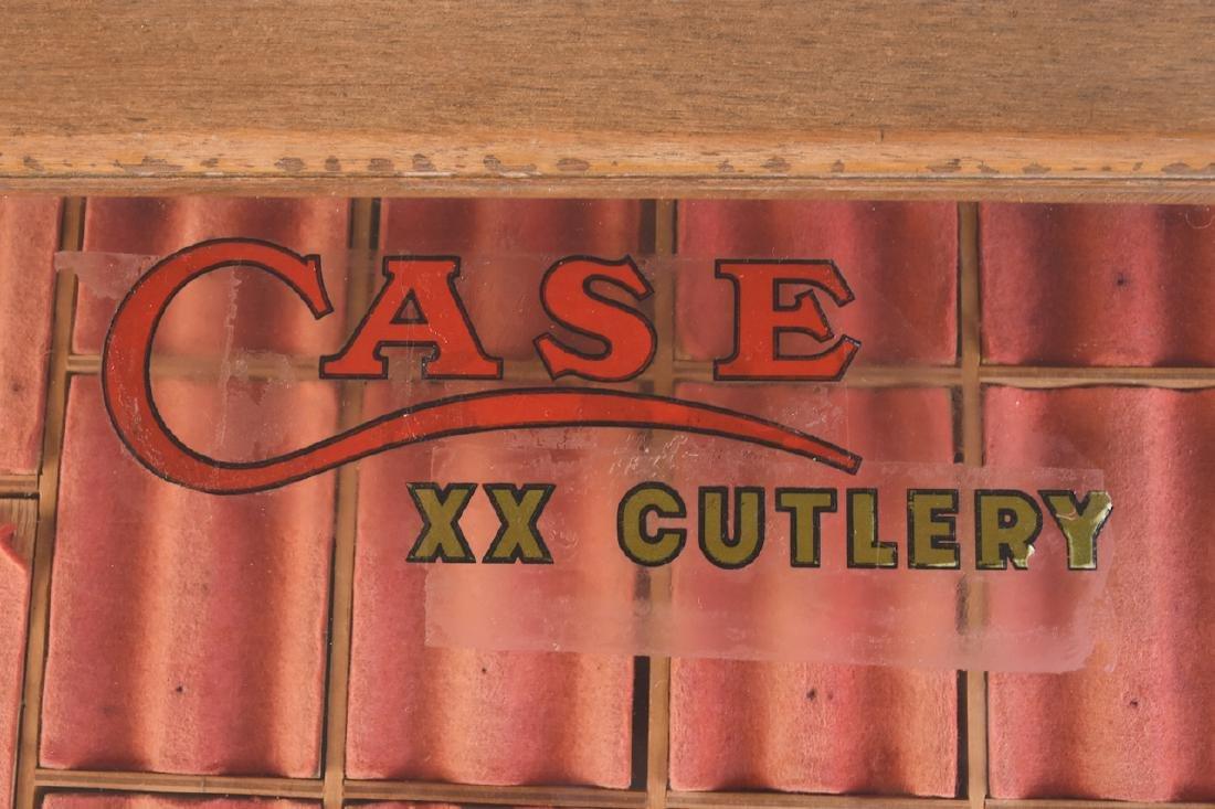Case XX Cutlery Countertop Store Display Case - 3