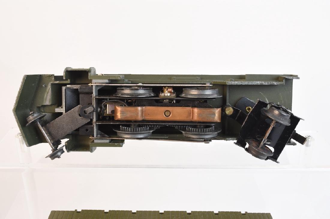Marx Military Toy Train Set - 5