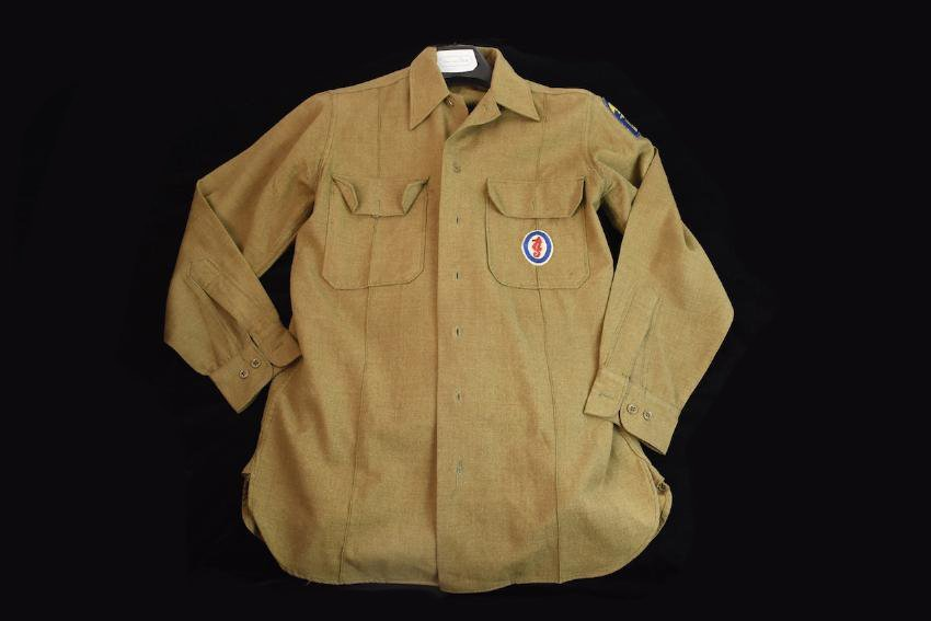 WWII Army Amphibious Engineers Dress Clothes