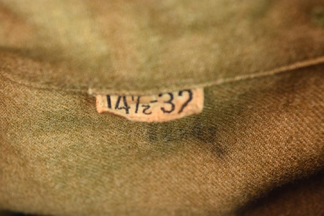 WWII Army Amphibious Engineers Dress Clothes - 4