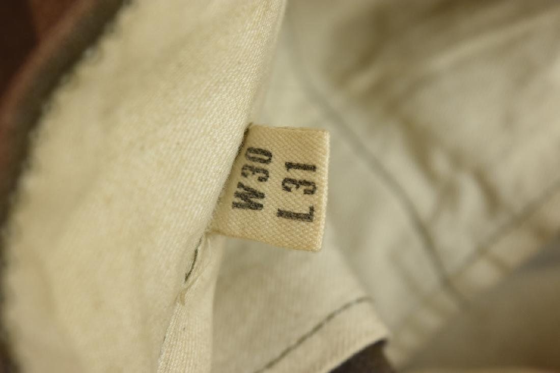 WWII Army Amphibious Engineers Dress Clothes - 5