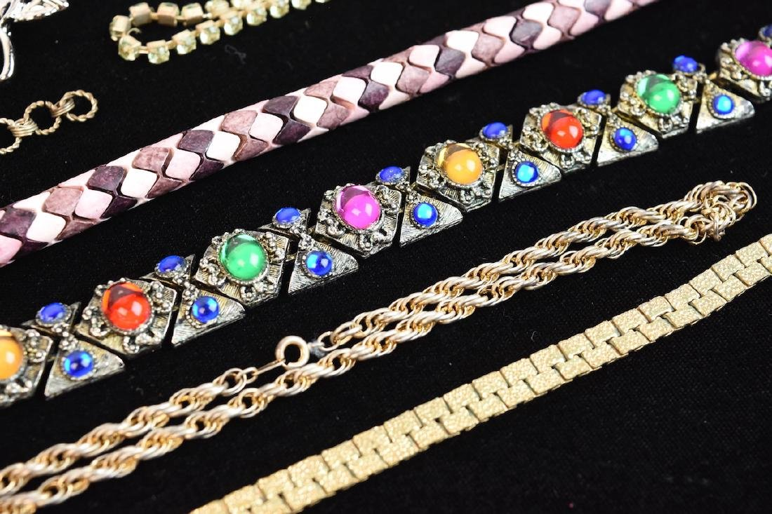 Collection of Costume Jewelry; Cora, Napier + - 3