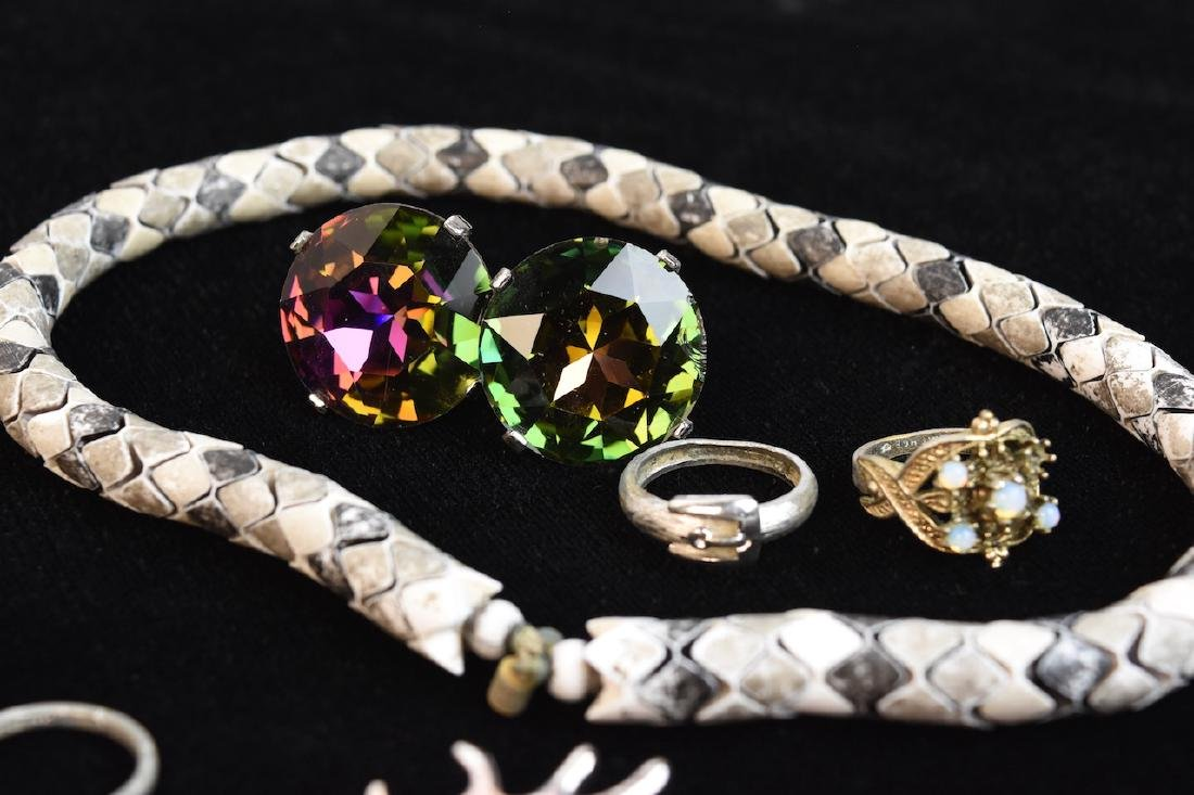 Collection of Costume Jewelry; Cora, Napier + - 8