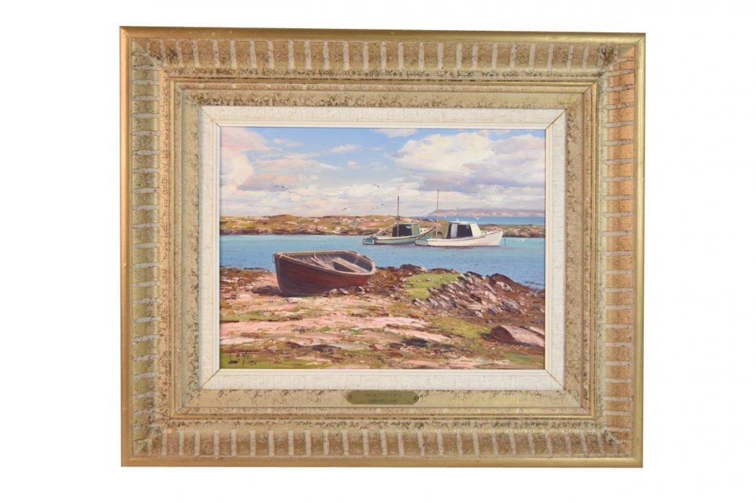 Leonard Lane Original O/C; Hackett's Cove