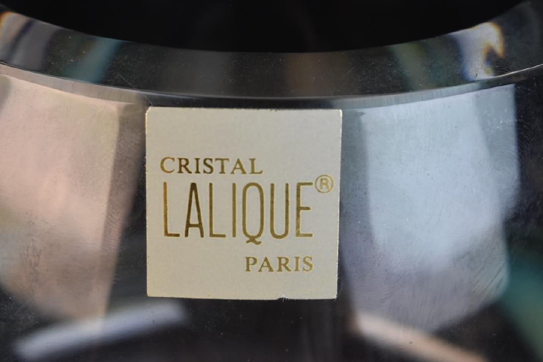 "Lalique France ""Antinea"" Nudes Crystal Vase - 5"