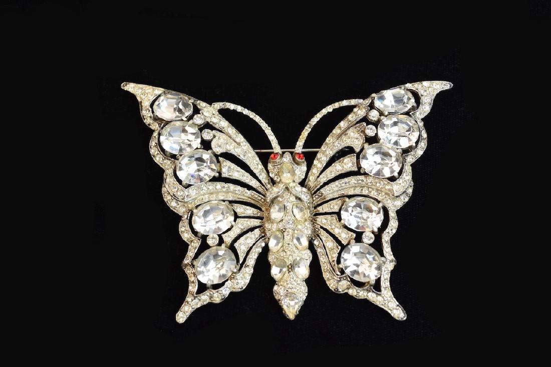 Rhinestone Jewelry; Staret, Eisenberg + - 2