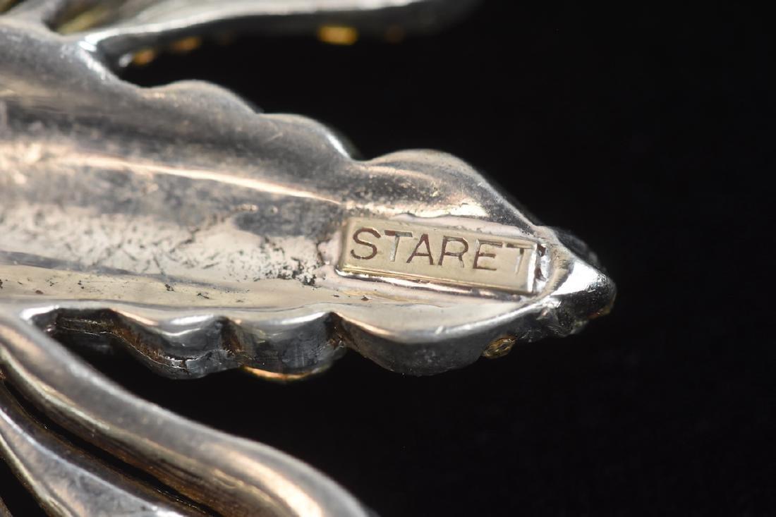 Rhinestone Jewelry; Staret, Eisenberg + - 3