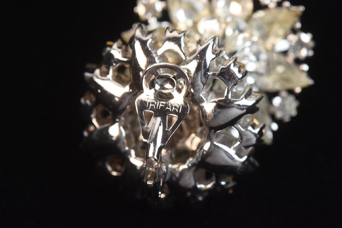 Rhinestone Jewelry; Staret, Eisenberg + - 6