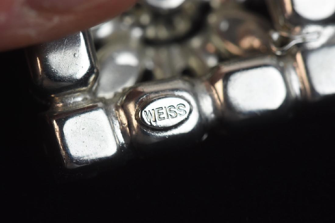 Rhinestone Jewelry; Staret, Eisenberg + - 7