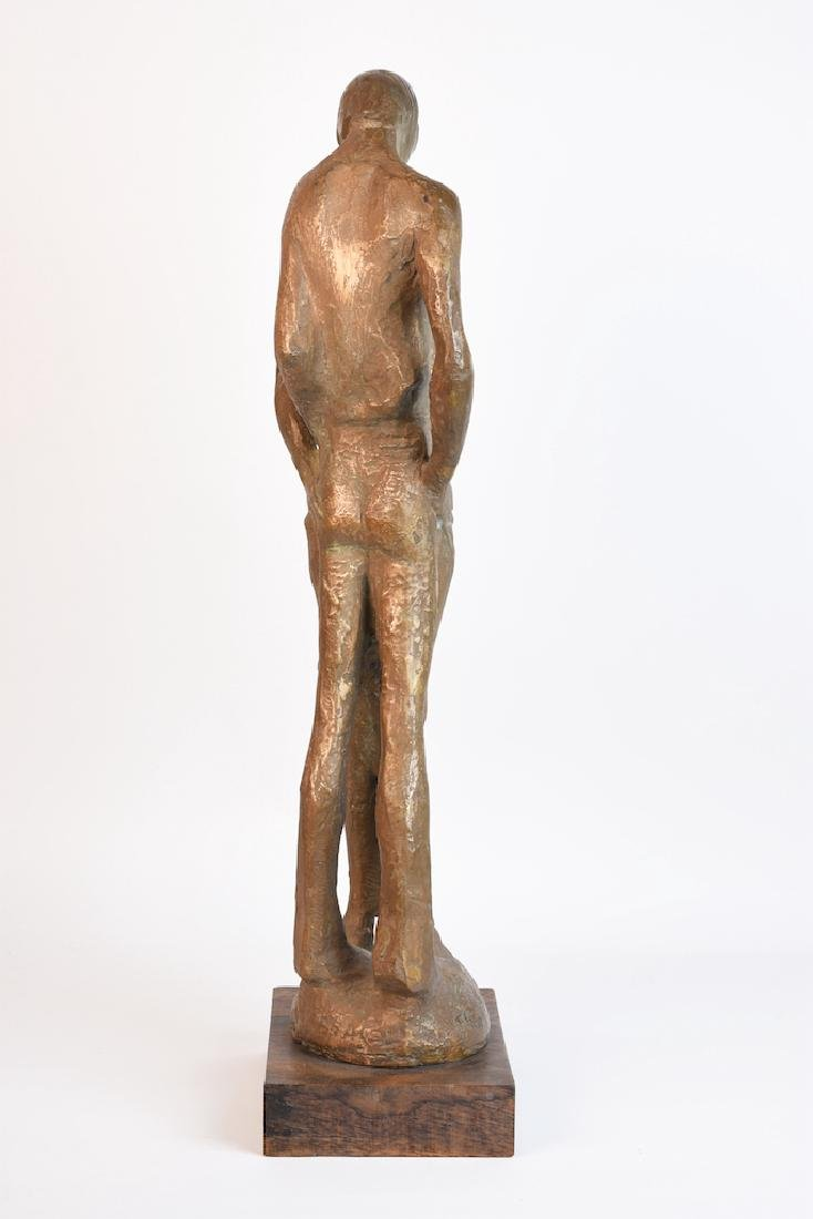 Milton Hebald Bronze Sculpture; First Love - 2