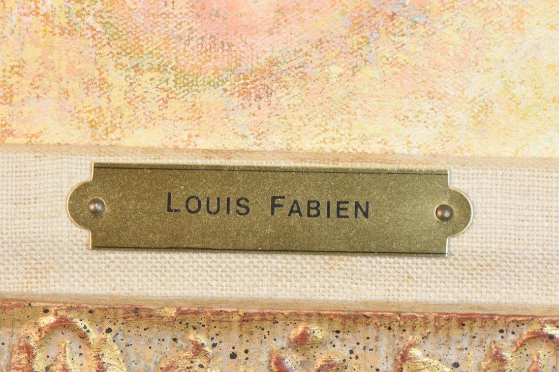 Louis Fabien Original O/C; Chapeau-Fleuri - 4