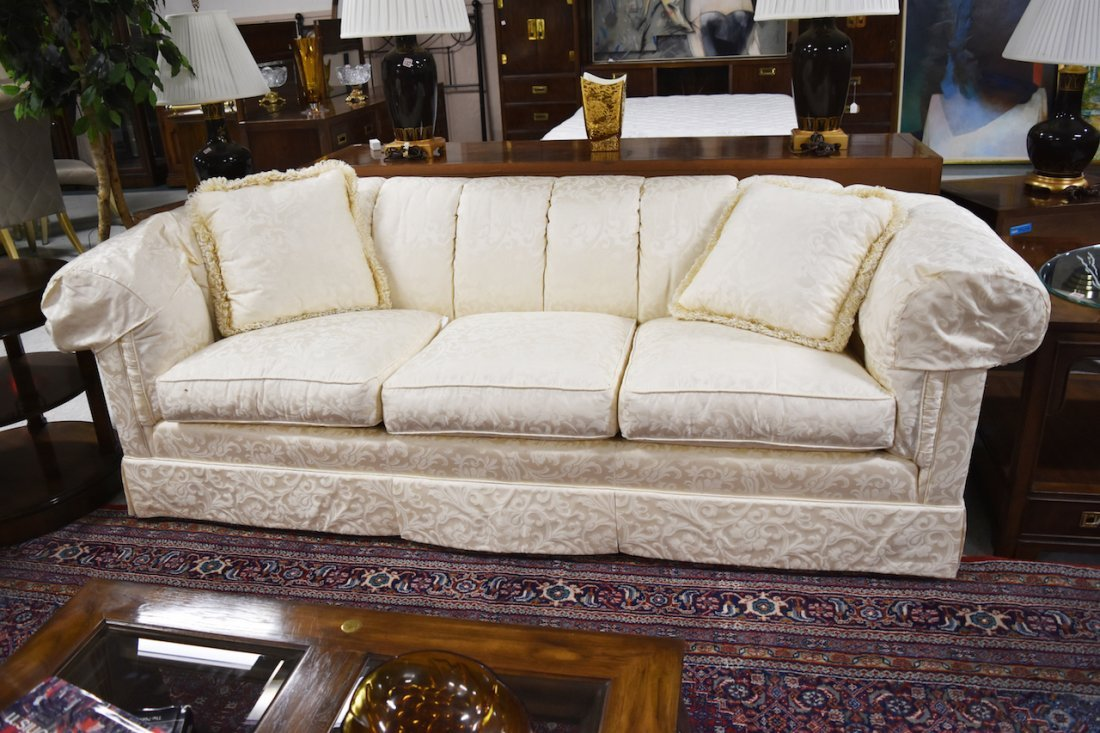 Drexel Heritage Sofa by Adams & Walda
