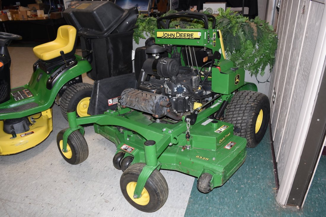 2013 John Deere QuikTrak Commercial Zero Turn Mower
