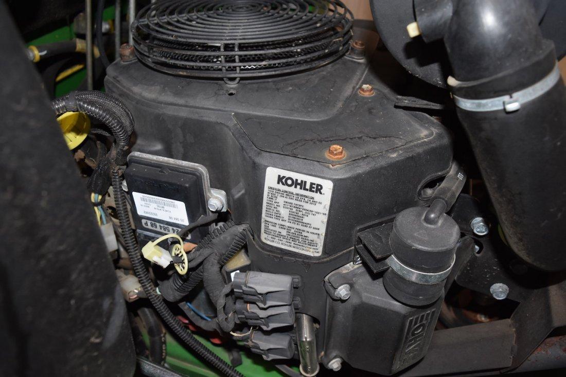 2013 John Deere QuikTrak Commercial Zero Turn Mower - 3