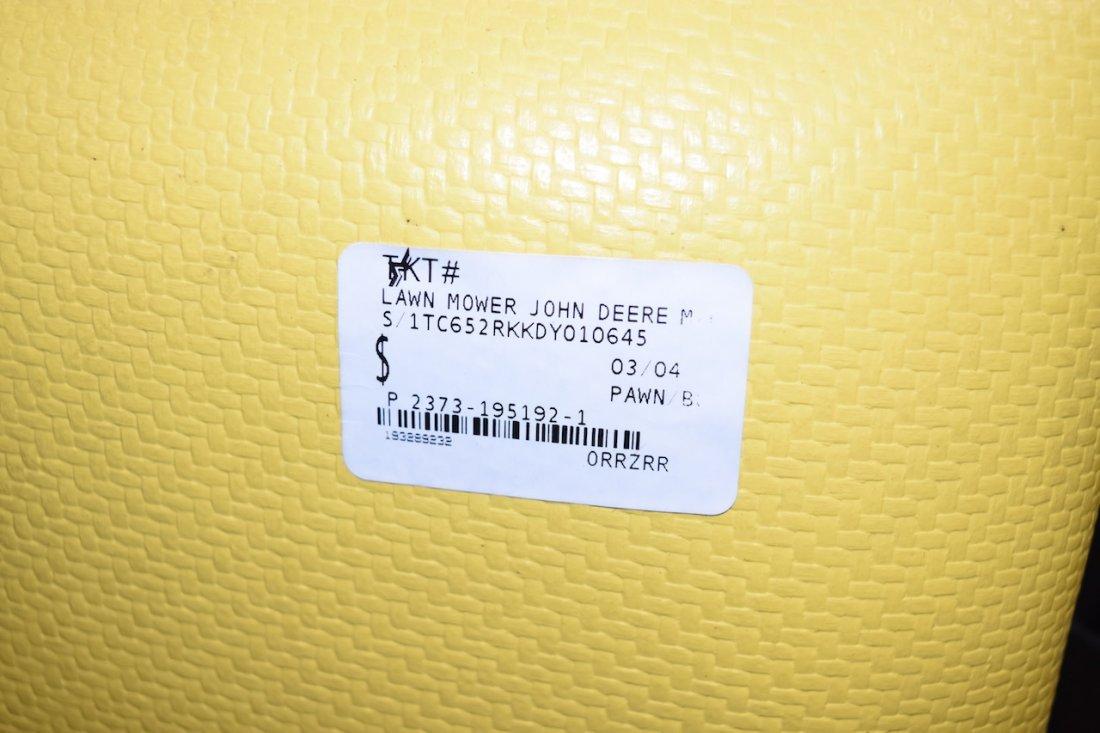 2013 John Deere QuikTrak Commercial Zero Turn Mower - 4