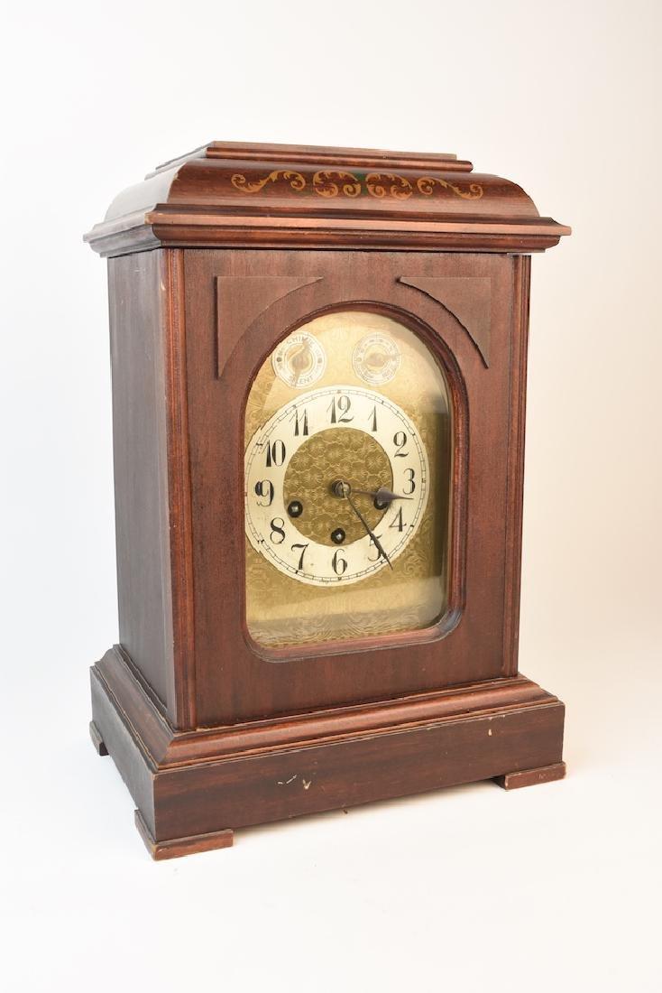 K.C. Co. Germany Junghams B11 Mantle Clock